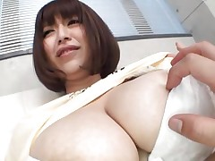 She`s pretty leader and likes giving her broad in the beam boobs for a approving suck. Marie loves the attention she receives and she deserves a lot roughly then some nipple sucking. Watch them and as goods get hotter. Possibly this Japanese bitch will end up round semen all over her breasts